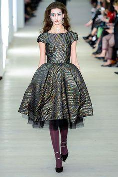 Vivienne Westwood - Ready-to-Wear - Red Label, F/W 2013-2014  http://en.flip-zone.com/fashion/ready-to-wear/fashion-houses-42/vivienne-westwood