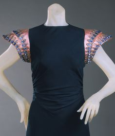 Philadelphia Museum of Art - Collections Object : Woman's Dinner Dress  Schiaparelli