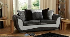 Storm 3 Seater Sofa Scatter Back