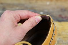 How to make your shoes more comfortable with sugru