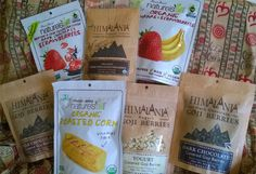 Natierra's Himalania and Nature's All Foods Products Giveaway