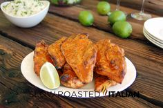 The Slow Roasted Italian: 20 Minute Chipotle Lime Marinade for Grilled Chicken - 20 Minute Chipotle Lime Marinade for Grilled Chicken is simple & flavorful. Sweet honey, spicy chiles, & tart lime create a yummy marinade.