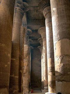 Hypostyle Hall, Temple of Khnum, Esna, Egypt