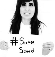 Naghmeh Abedini has been fighting for the release of her husband from the Iranian prison system (Image via Twitter/@NeghmehAbedini)