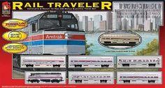 model train sets | ... , Power Pack - HO-Scale (lif8696) Life-Like HO Scale Model Train Sets