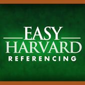 referencing a dissertation a harvard referencing generator  harvard reference generator uk essays padding our harvard referencing generator is a the harvard reference generator below will