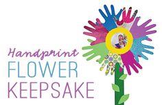 Mother's Day Handprint Flower Craft | CharlotteParent.com #kids #crafts