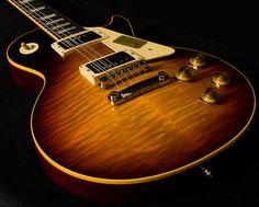 Gibson Custom Shop 2015 True Historic 1959 Les Paul Reissue - Vintage Dark Burst