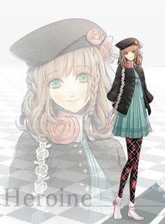 Heroine - Amnesia - Anime Characters Database