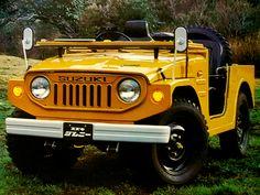 #Suzuki Jimny
