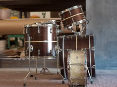 Love the stripe with matching snare.