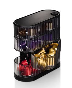bling nespresso machine by crystal couture nespresso. Black Bedroom Furniture Sets. Home Design Ideas