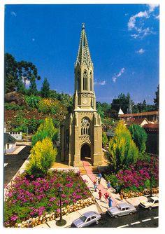 Postcard from Gramado, Brazil.