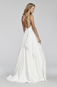 Style 1706 Louie- Blush by Hayley Paige