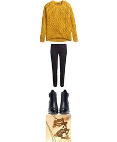 #Outfit 10 para un día donde la comodidad es esencial.