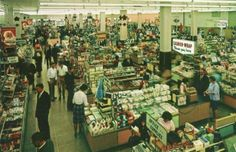 Woolworth store inside