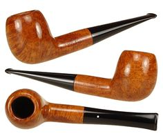 Dunhill Estate Pipe Root Briar Apple (1976) Enlarge Image.