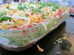 lucky kate: A Real Crowd Pleaser Mexican Dip Recipes, Veggie Recipes, Chicken Recipes, Cooking Recipes, Healthy Recipes, Ethnic Recipes, Appetizer Sandwiches, Appetizer Recipes, Appetizers