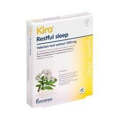 Kira Restful Sleep 25 Tablets Herbal Medicinal for sale online Feeling Sad, How Are You Feeling, Emotional Disorders, Warning Signs, Herbal Medicine, Herbalism, Stress, Sleep, Rock Bottom