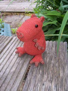 Capybara - Toys - Crochetville