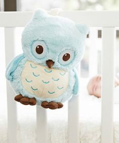 Cloud b Blue Soothing Sounds Sunshine Owl™ | zulily