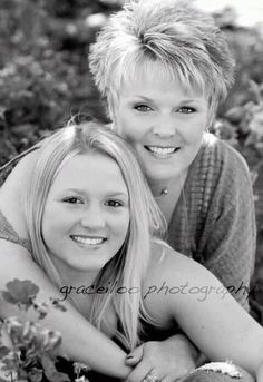 cute mother daughter photo!