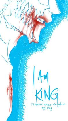 Grimmjow the king