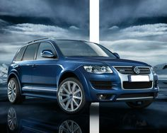 Book Volkswagen Touareg on Rent at Good Price.