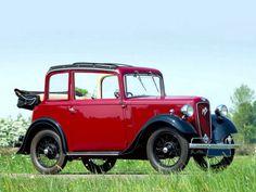 Austin Seven Pearl Cabriolet Vintage Cars, Antique Cars, Austin Cars, Austin Seven, Austin Healey, Good Ole, Car Ins, Old Cars, Motor Car
