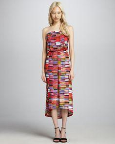 Biarritz Strapless Dress by Velvet by Graham & Spencer at Neiman Marcus. $90