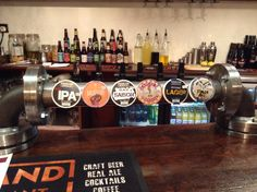 Craft keg beers from Firebrand Brewing Co, Thornbridge Brewery, Flying Dog Brewery and Brasserie Lefebvre http://firebrandbar.co.uk/?p=2509