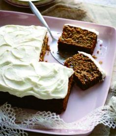 Gluten-Free Carrot Cake with Cream Cheese Frosting - cake, carrot, cheese, dessert, guten free, nut, recipes, tart