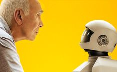 Will the elderly be taken care of by robots?