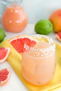 Refresh your taste buds with this Sweet Paloma made with Sweet'N Low. Fresh grapefruit, lime juice and tequila combine in this refreshing Mexican-inspired cocktail that you can shake up in minutes.  We suggest adding salt to the rim of your glass to help bring out the fruity, citrus flavors of this beverage. This is a must-have at your Cinco de Mayo celebration and all your summer get-togethers!