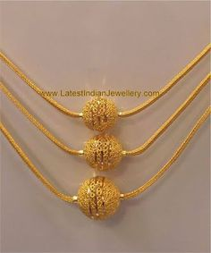 Gold Chain Design, Gold Bangles Design, Gold Jewellery Design, Diamond Jewellery, Gold Mangalsutra Designs, Gold Jewelry Simple, Indian Jewelry, Arabic Jewelry, Gold Chains