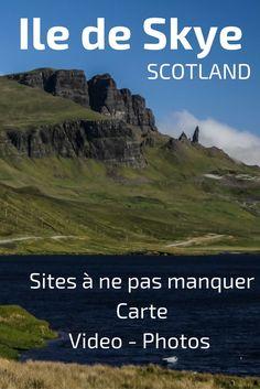 L'île de Skye est un des joyaux de l'Ecosse avec ses paysages grandioses : falaises, pinnacles, piscines des fées, montagnes et loch. Tour y est ! Photos, Carte et sites à voir: http://zigzagvoyages.fr/visiter-ile-de-skye-ecosse/