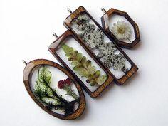 Ormandan Topladıklarını Nefes Kesen Takılara Dönüştüren Tasarımcı | Az Şekerli