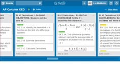 There is a lot to put together in the new AP® Calculus AB and AP® Calculus BC Course and Exam Description (CED). Today I'm going to show you a way to organized all of this and arrange it to plan yo…