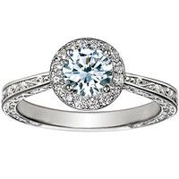 Design My Own Engagement Ring - Canadian Non Conflict Diamonds | Brilliant Earth $1,350