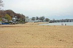 Ontario beaches, Crystal beach on Lake Eri