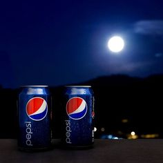 pepsi with a full moon more i m drinks pepsi full moon