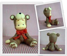 Ursinho - Topo de Bolo | Flickr: Intercambio de fotos