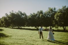 Wedding photography featuring greenery. See more images easyweddings.com.au