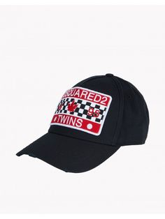 Twins Baseball Cap Black is available in Dsquared Sale and Dsquared Outlet online store including jeans sale. Osu Baseball, Twins Baseball, Bats For Sale, Dsquared2, Basketball Shoes, Street Wear, Hats, Black, Collections