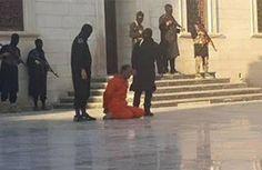 Estado Islâmico ensina a decapitar cristãos, como `fins educacionais´
