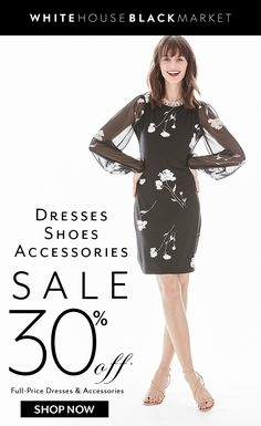 32cb314569390f Shop The Dress & Accessories Event, going on now, and dress to impress with  all of your favorites, refreshed for spring. Take 30% off full-price  dresses and ...