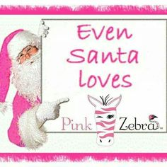 Sprinkle everyone this Christmas with pink zebra gifts they will love !! www.pinkzebrahome.com/jessicascudder