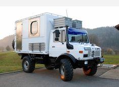 Mercedes-Benz Unimog 1300L Adventure Camper