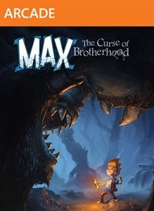 Max: The Curse of the Brotherhood on Xbox One (Games with Gold, June 2014)