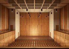 esl v civic hall by architect hans asplund medborgarhuset pinterest building and hall. Black Bedroom Furniture Sets. Home Design Ideas